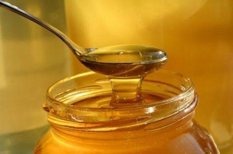 Oekologisk honning