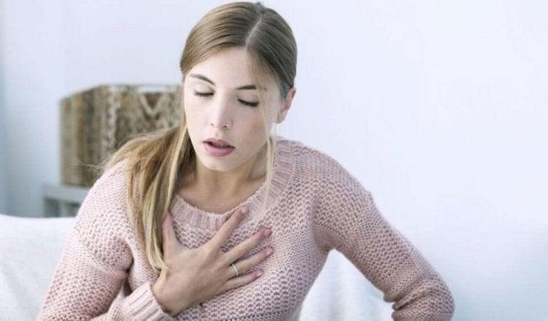 Åndedrætsbesvær