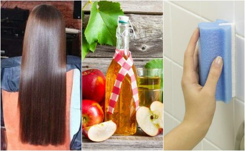 5 usædvanlige ting, du ikke vidste du kunne bruge æblecidereddike til