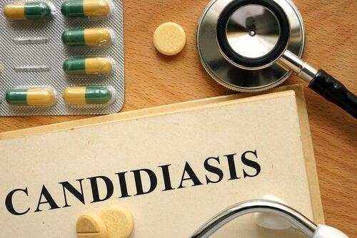 Behandling af candidiasis