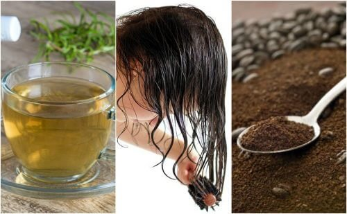 Grå hår i en ung alder? 5 naturlige kure du skal prøve