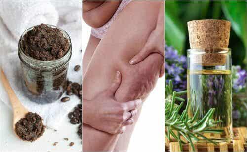 Fem hjemmelavede cremer og scrubs mod hård hud