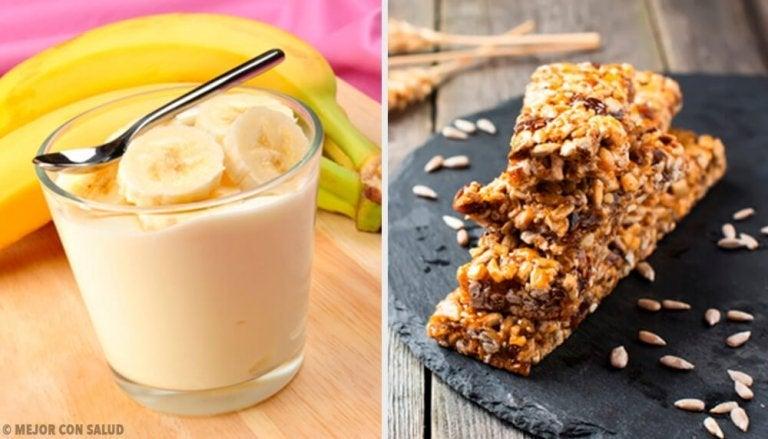 10 opskrifter på morgenmad til at komme i form