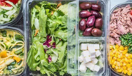 Spis en lækker og sund salat hver dag