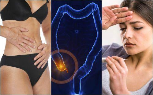 Syv symptomer på blindtarmsbetændelse du ikke må ignorere