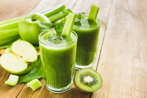 Groenne smoothies