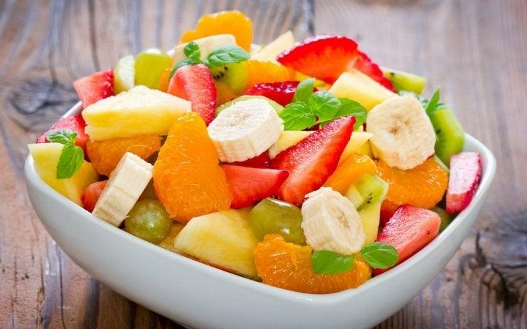 Frugt til aftensmad: Ja eller nej?