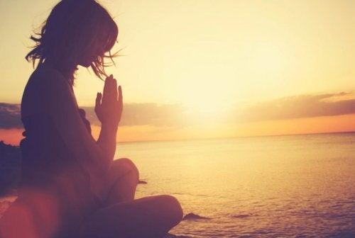 Træn din indre fred