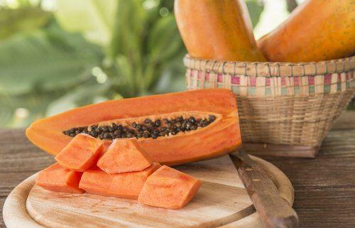 Papaya - scrubs mod haard hud