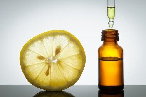 Citriske olier