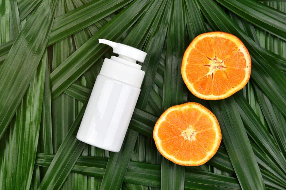 Natcreme med appelsin og yoghurt