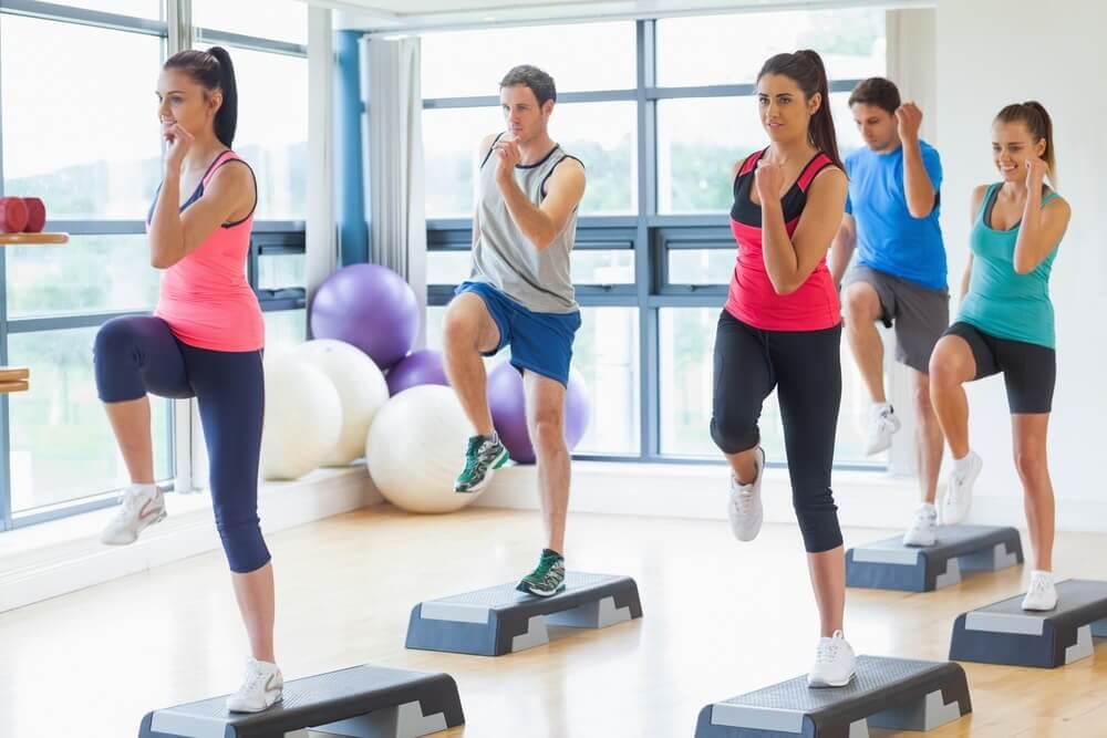 Gå til fitness og bliv stærk