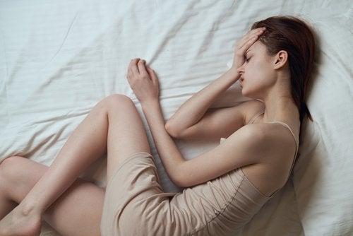 Kraftig menstruation