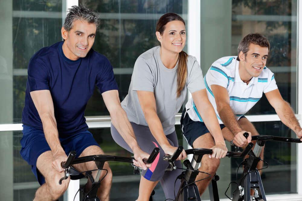 Sådan skal du træne hvis du er over 40