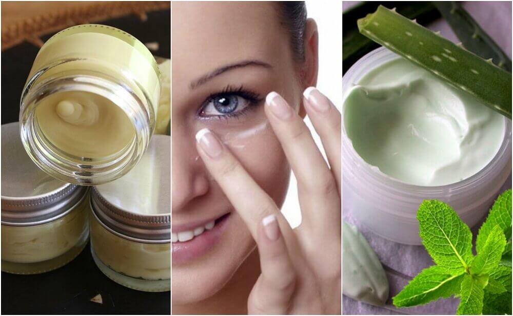 5 naturlige øjencremer til sund hud