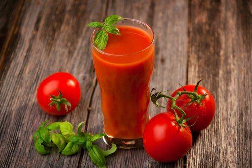 Tomatsmoothie