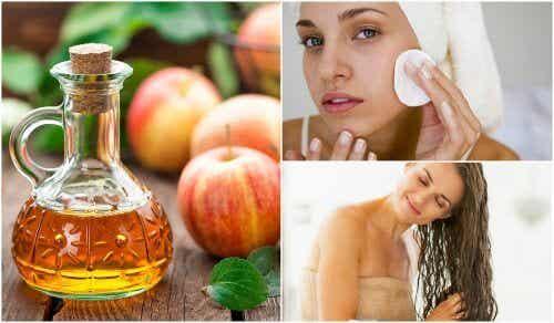 Skønhedstricks med æblecidereddike du bør kende til