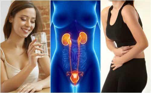 8 anbefalinger til at forebygge urinvejsinfektioner