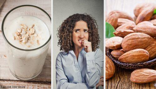 10 fødevarer der beroliger angst naturligt