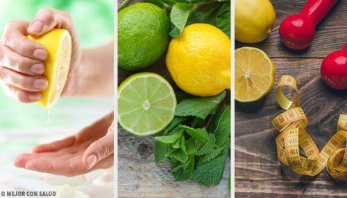 Brug citroner på disse 11 fantastiske måder