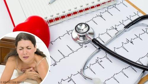 6 ualmindelige grunde til hjertebanken