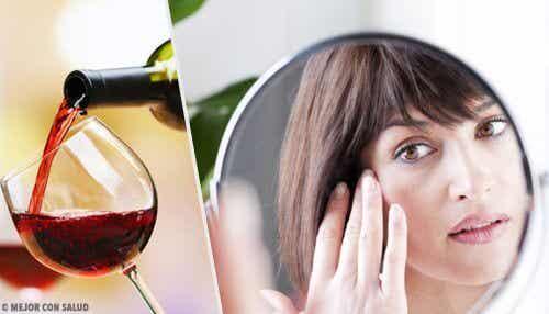 Fire fødevarer, der kan ændre dit ansigts udseende