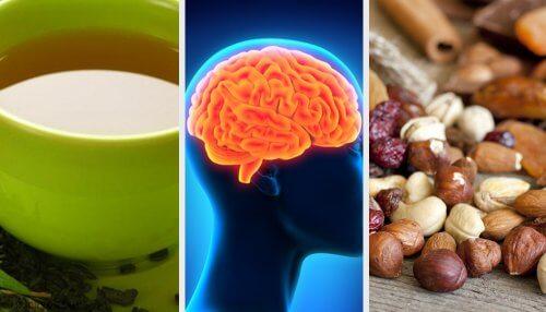 Hvad du skal spise for at forbedre din hukommelse and tips til at stimulere din hjerne