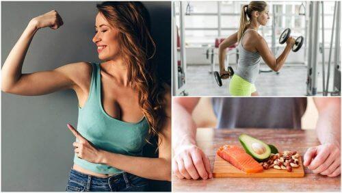 5 gode vaner, der vil øge din muskelmasse