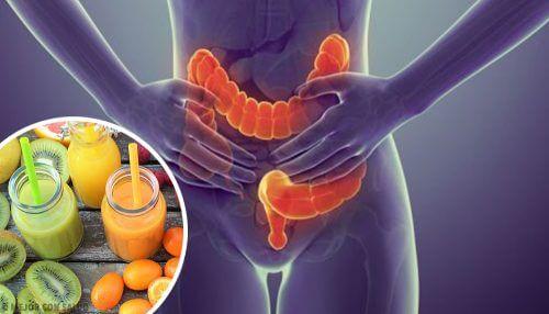 5 ideelle fødevarer til at rense din tyktarm