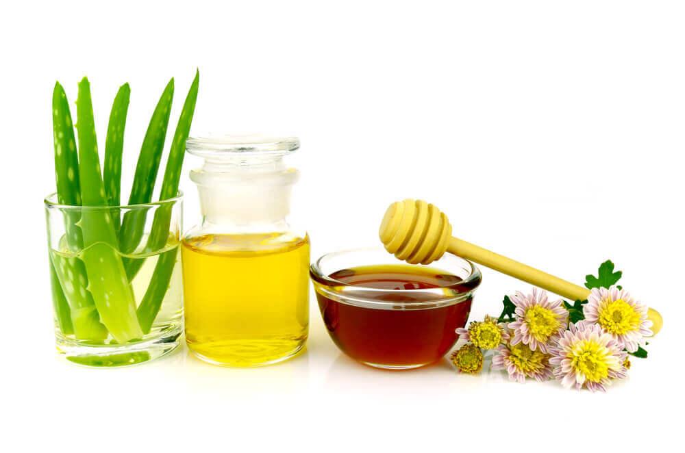 Olie og honning
