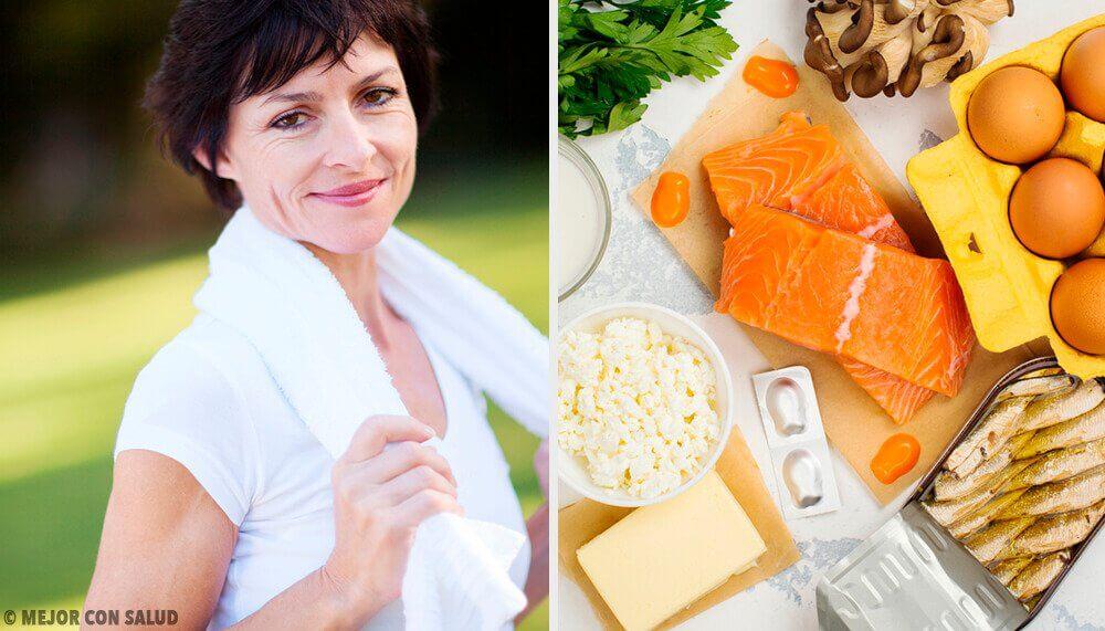 6 næringsstoffer du har brug for, hvis du er over 40