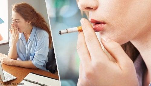 6 farlige vaner der er lige så dårlige som rygning