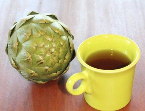 Artiskok og te