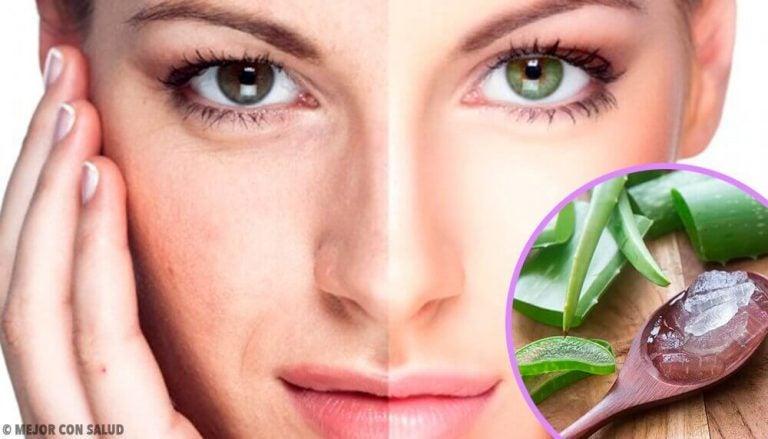 4 enkle ansigtsmasker til at behandle rynker