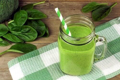 Grøn smoothie