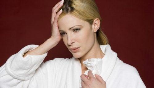 Hovedpine om natten: Hvorfor sker det?