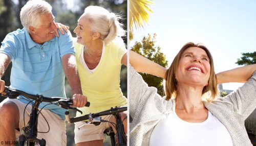 Sådan holder du dig i form efter 50