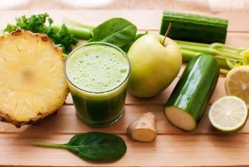 5 smoothies til hurtigt at detoxe din krop