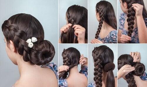 5 smukke frisurer til et ubesværet udseende