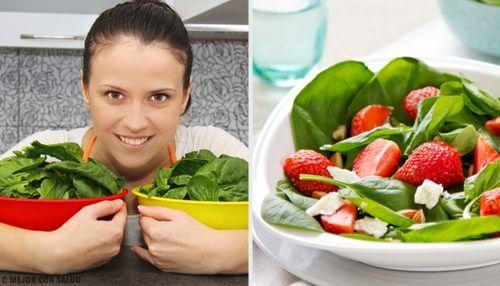 Lækre spinat opskrifter du skal prøve