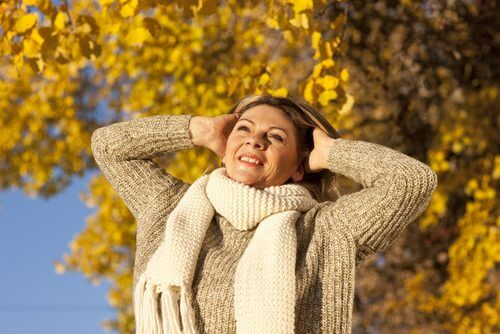 Tricks til en glad og sund overgangsalder