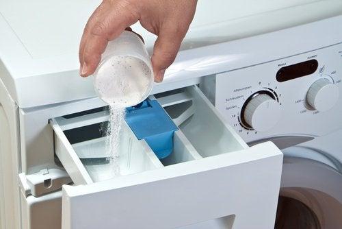 Vask ved høje temperaturer