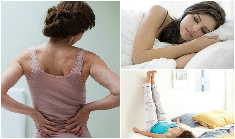 7 ting du kan gøre for at slippe af med smerter i lænden