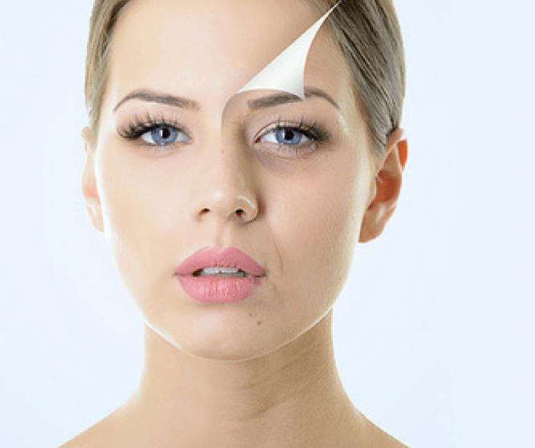 4 vitaminer til sund hud