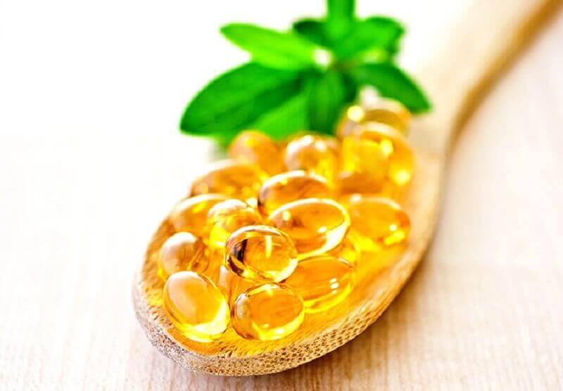 E-vitamin tilskud
