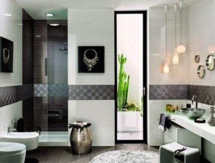 Badevaerelse - holde dit hjem rent