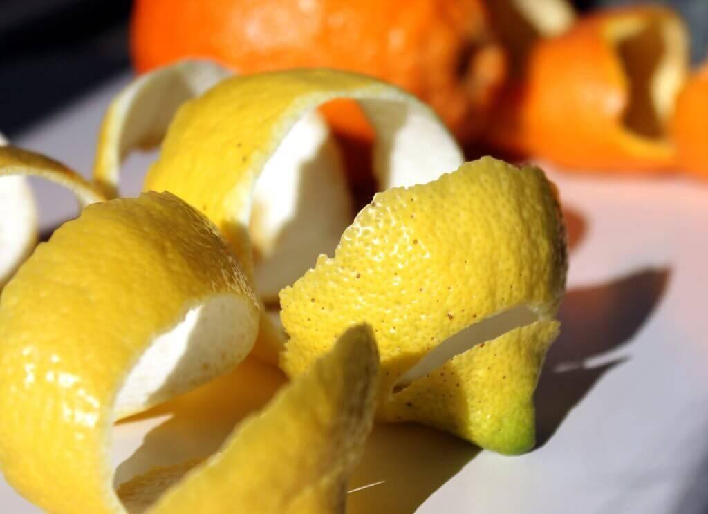 Skraellen fra citroner