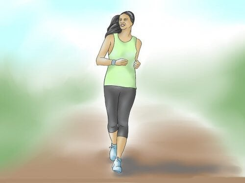En gåtur om dagen kan hjælpe dig med at holde dig i form