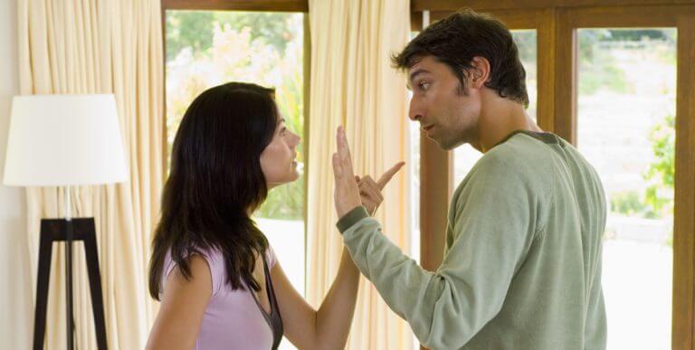 Par er uvenner