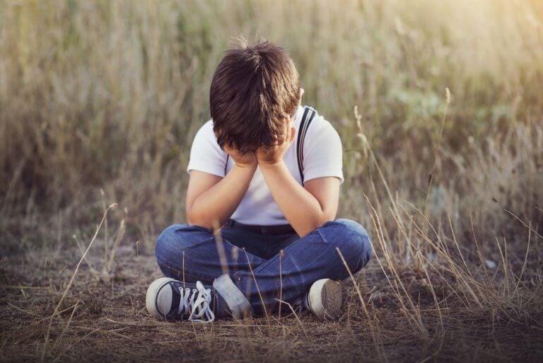 Lær dit barn, hvad det skal gøre, hvis det bliver væk